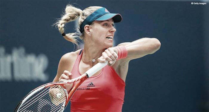Angelique Kerber elimina Roberta Vinci e está na semifinal do US Open
