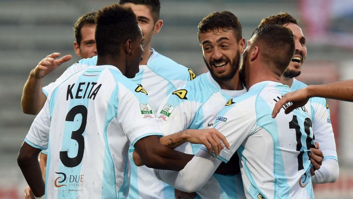 Un super Iacobucci regala ai suoi la vittoria: Entella batte Latina 0-1