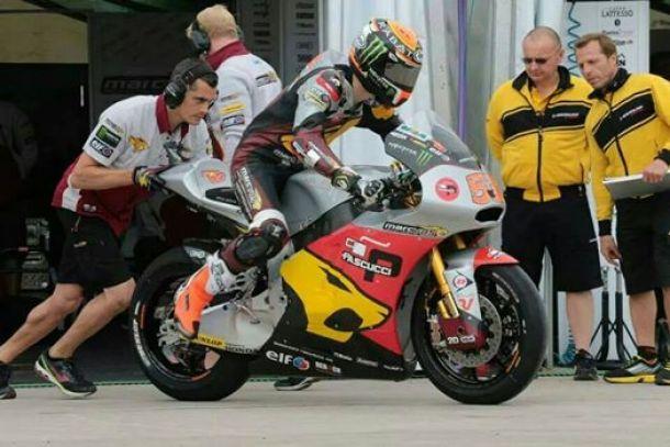 Moto2 Argentina: Rabat in pole