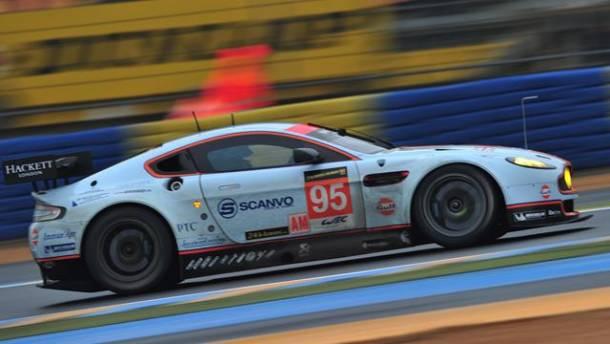WEC : Thiim remplace Simonsen chez Aston Martin
