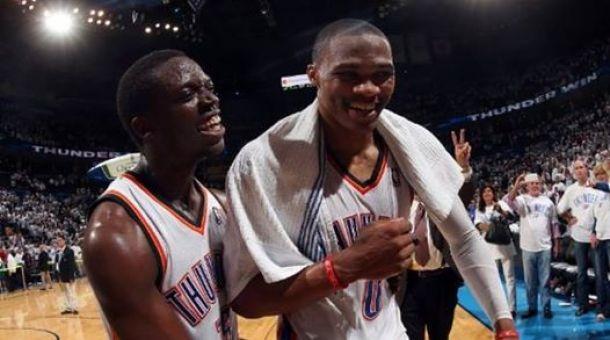 I Thunder tremano ma vanno sul 3-2: Clippers sul baratro