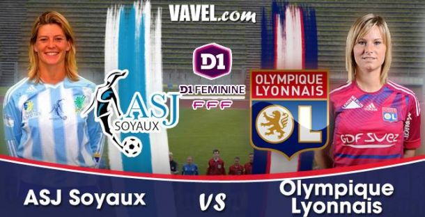 Coupe de France féminine : la demi-finale Soyaux - OL en direct