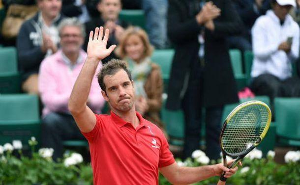 Roland Garros : Gasquet ne laisse pas trop de plumes