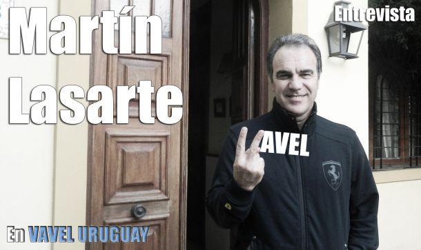 """Entrevista. Martín Lasarte en VAVEL: """"Tengo una simple sensación de optimismo"""""""