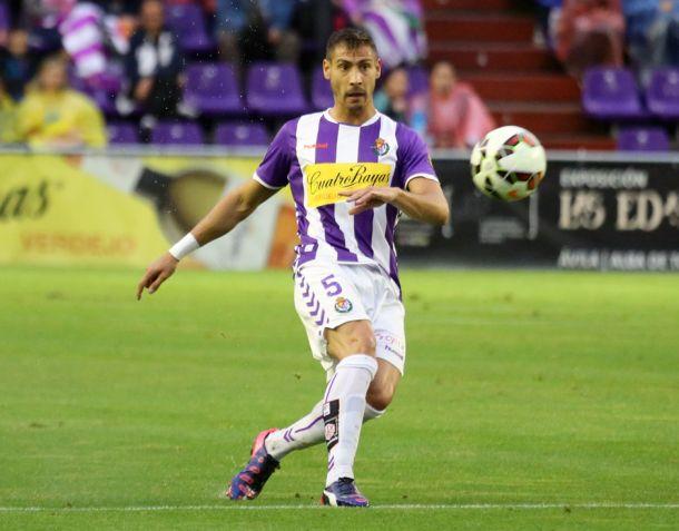 El Real Valladolid se hace con Samuel