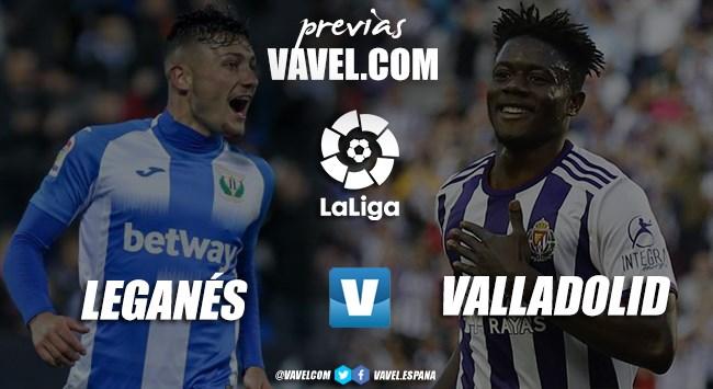 Previa Leganés - Real Valladolid: la lucha por la permanencia acaba de empezar