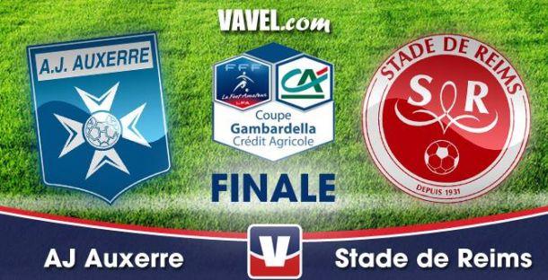 Live Coupe Gambardella : la finale AJ Auxerre - Stade de Reims en direct