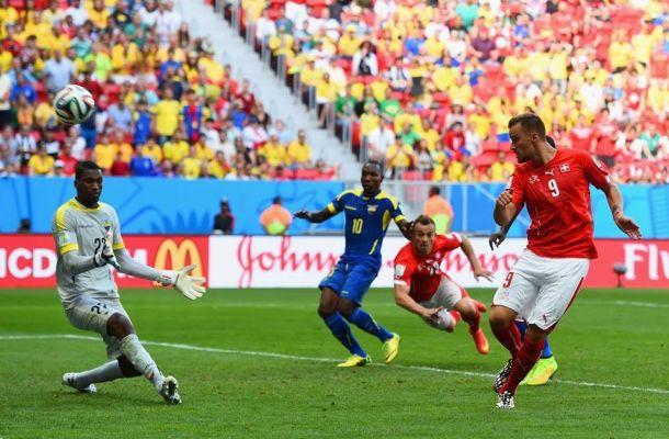 Mondiali 2014: Seferovic decide Svizzera - Ecuador