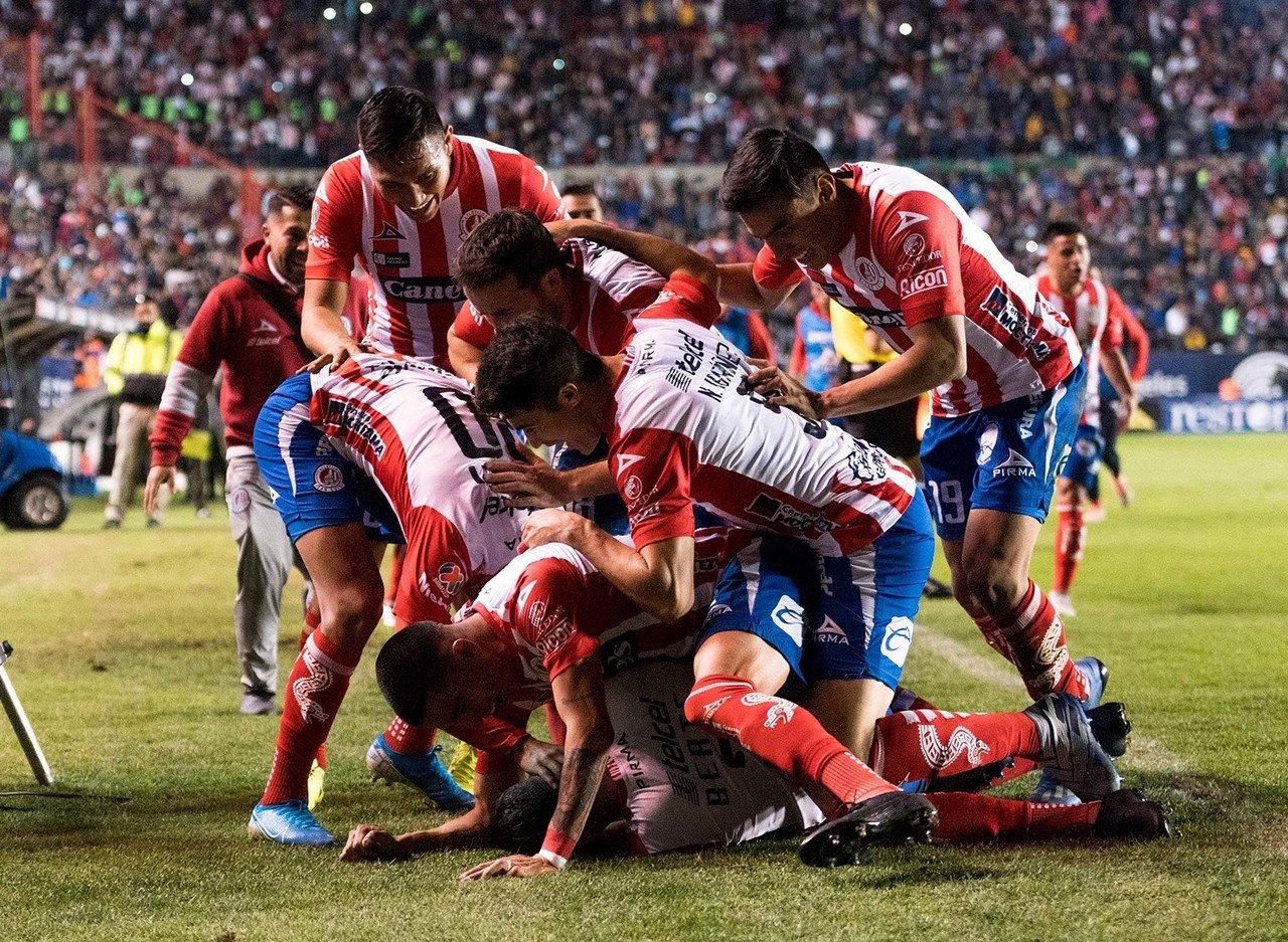 Atlético de San Luis: Calendario y horarios de juego del torneo Guard1anes 2020