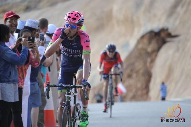 Tour de Omán 2015: sorpresa suiza, dominio noruego y resurgimiento español