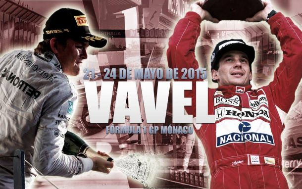 Descubre el Gran Premio de Mónaco 2015 de Fórmula 1