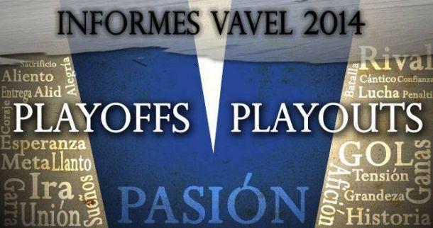 Guía playoffs Segunda B VAVEL 2014