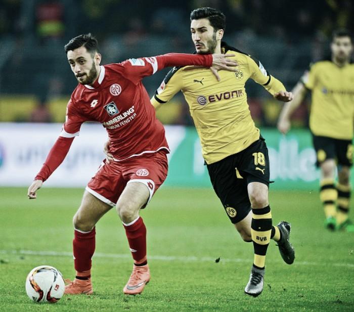 Borussia Dortmund inicia caminhada na Bundesliga contra indigesto Mainz 05