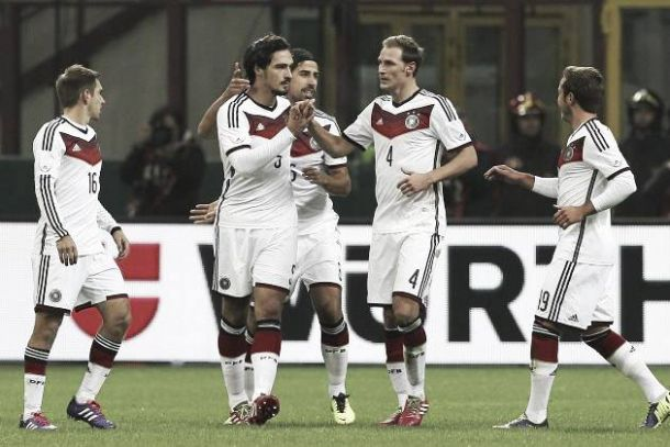 Germany - Cameroon Live Score and Text Commentary | VAVEL.com