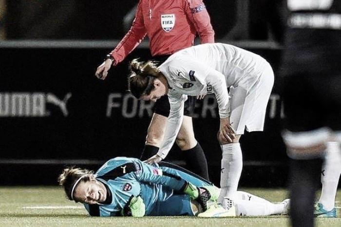 Erin McLeod facing long-term absence through injury