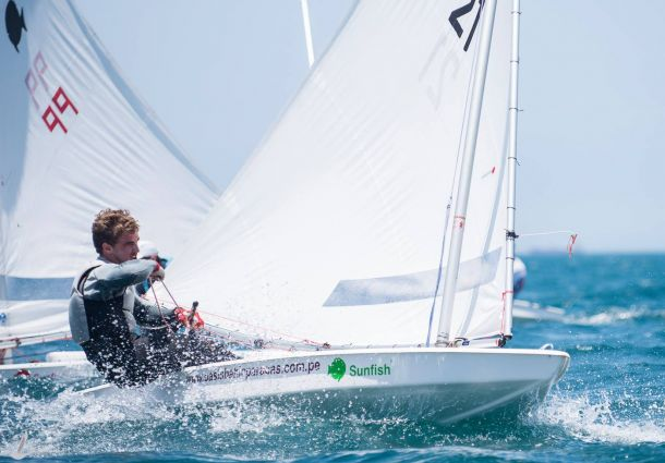 Toronto 2015: Jean Paul de Trazegnies termina quinto en Sunfish