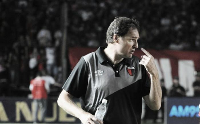 """Franco: """"Se tendrá que analizar en caso de no obtener un buen resultado"""""""