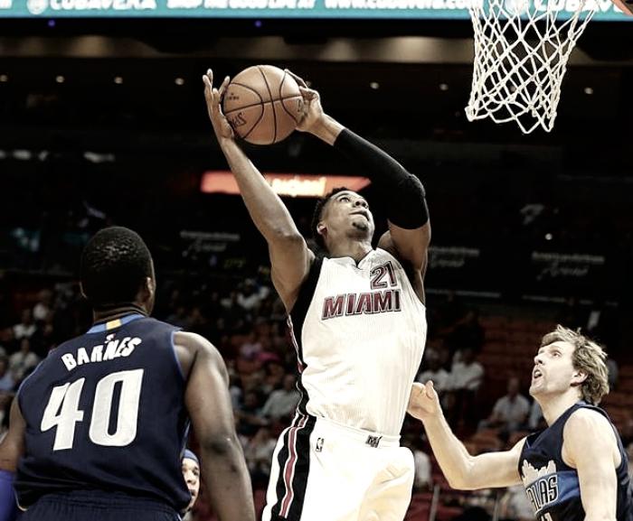 NBA - Miami si ritrova e sgambetta anche Dallas (98-95)