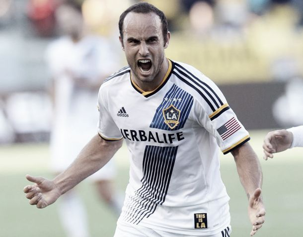 Donovan marca, mas Los Angeles Galaxy apenas empata com Chicago Fire