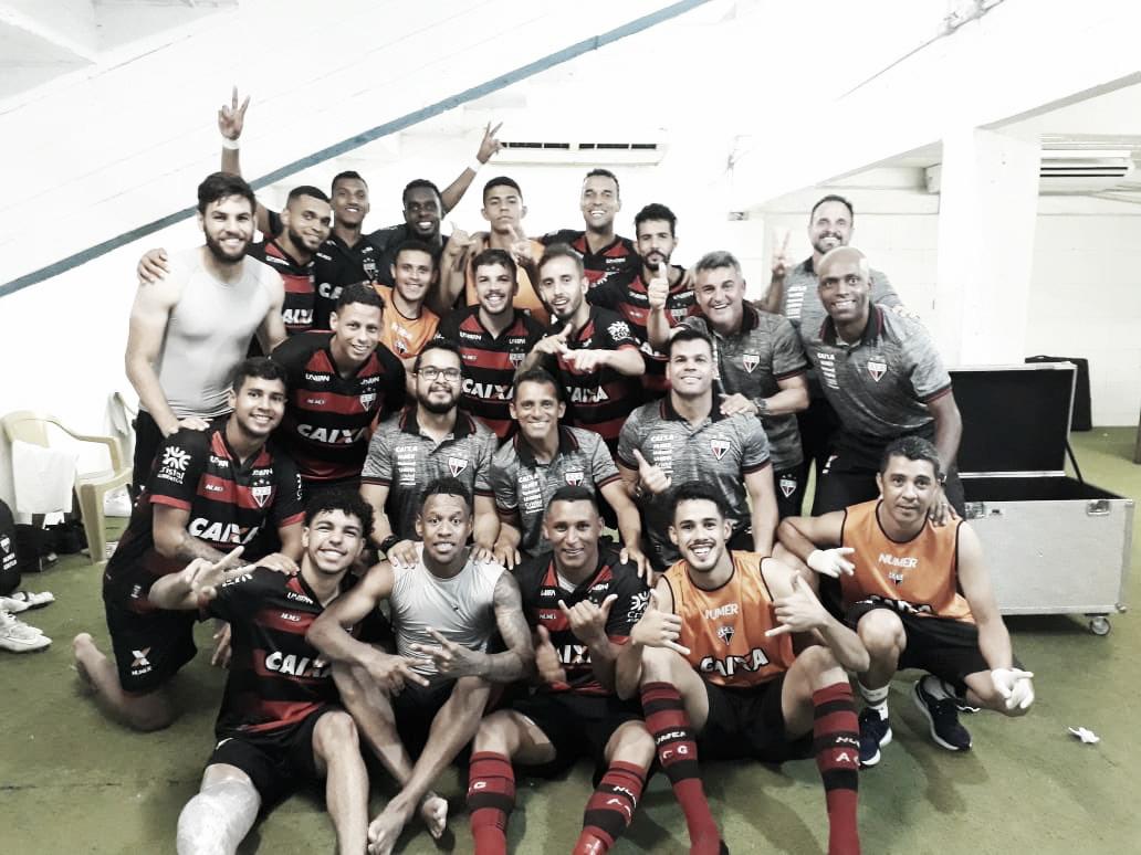 Em jogo dramático, Atlético-GO vence de virada e decreta rebaixamento do Paysandu