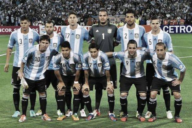 Análisis táctico de la Selección Argentina