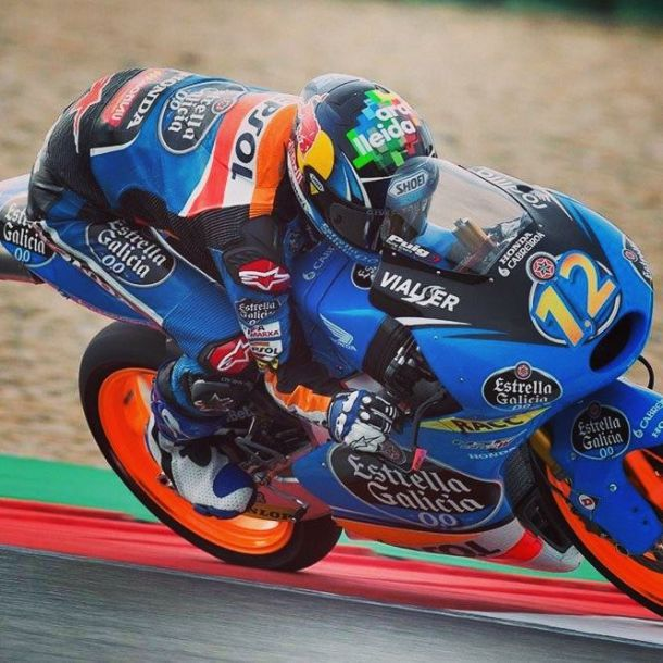 Assen Moto3: dominio Honda con Marquez 1° e Rins 2°, fuori Miller, torna Antonelli