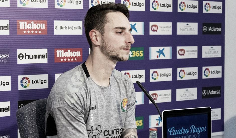 """Fernando Calero: ''Hace dos meses se decía que estaba fuera y ahora que voy a renovar"""""""