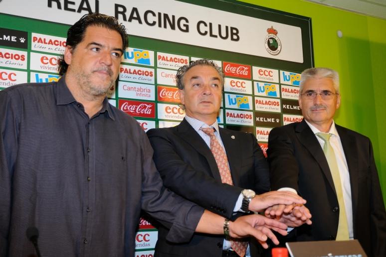 Fabri pide paciencia y apoyo de la afición ante el debut del domingo