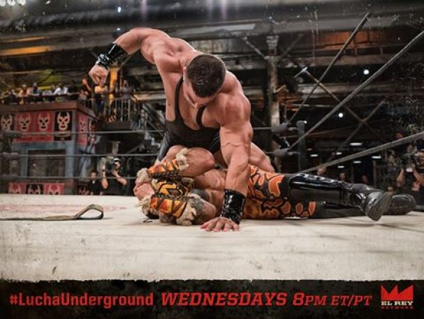 "Lucha Undeground Episode 10 Recap ""Title On The line"""
