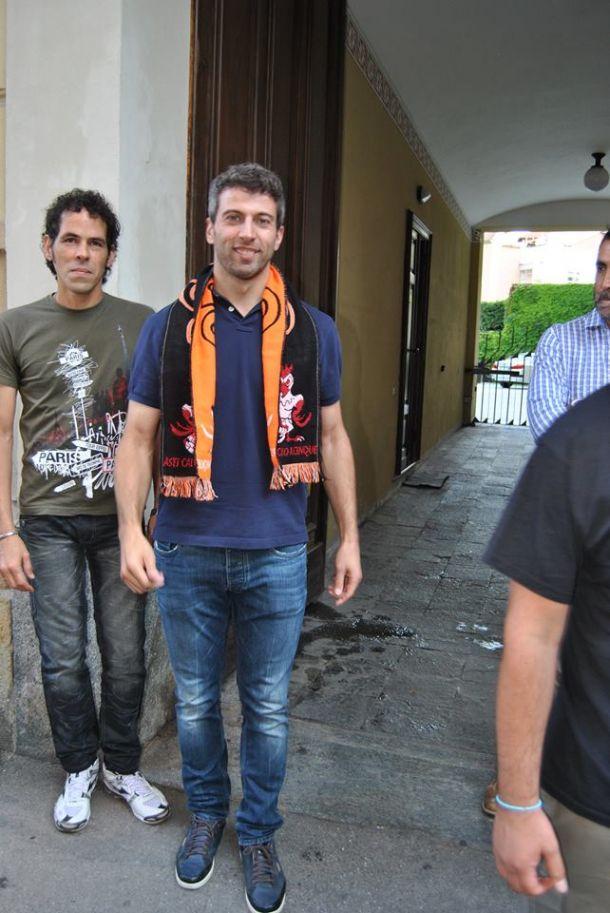 Jordi Torras, un salto cualitativo para el ASD Asti C5