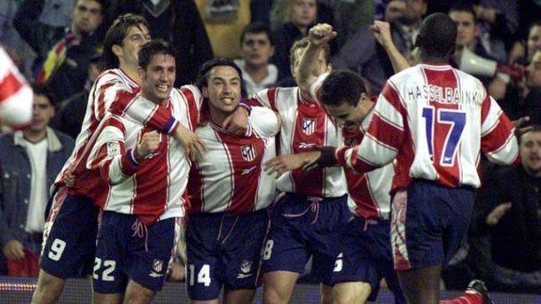 El Atlético de Madrid no le mete tres goles al Real Madrid desde hace 15 años