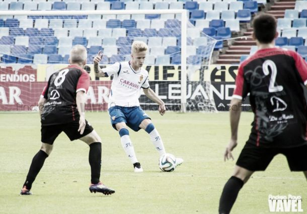 Un buen Teruel elimina al Deportivo Aragón de la Copa RFEF