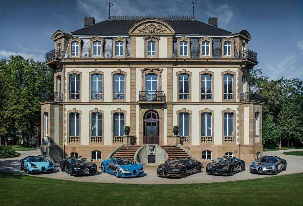 Las leyendas de Bugatti en 6 ediciones especiales