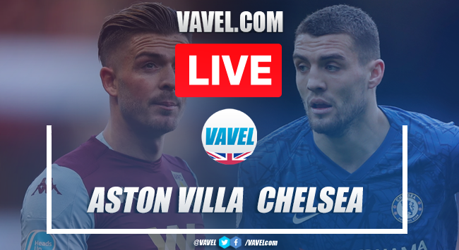 Aston Villa vs Chelsea: Live Stream TV Updates and How to Watch Premier League 2020