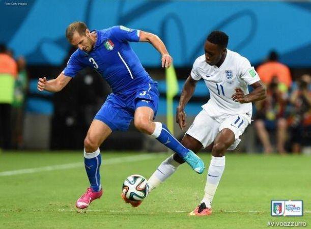 Un Italie-Angleterre haletant