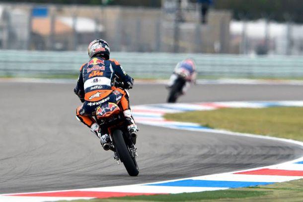 Moto3 Assen: pole e record di Miller, Ajo in prima fila, bene Antonelli 5°