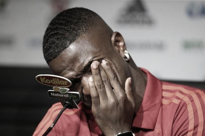 Dois anos depois, Vinicius Jr. diz que tentou não chorar quando se despediu do Flamengo