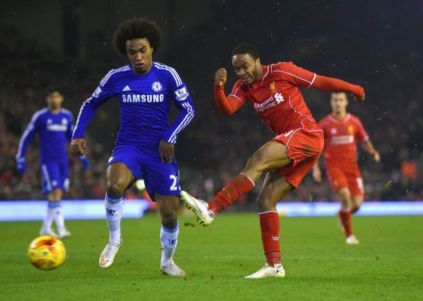 Liverpool fait vaciller Chelsea