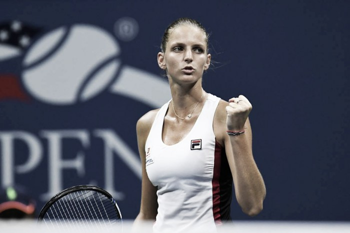 Karolina Pliskova surpreende, elimina Serena Williams e fará sua primeira final de Grand Slam