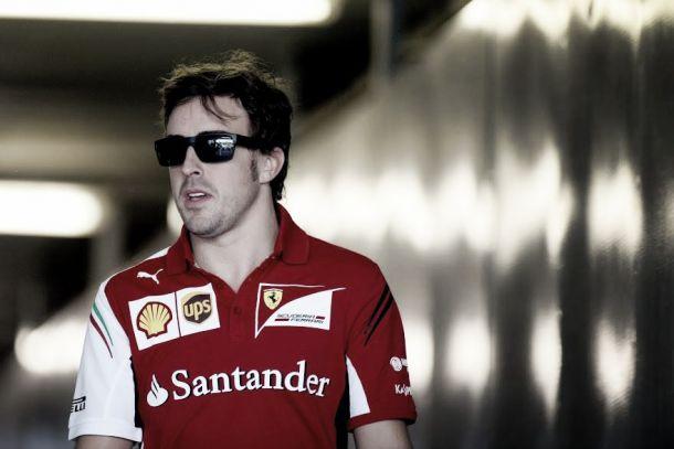 """Fernando Alonso: """"La quinta posición es un poco más de lo esperado"""""""