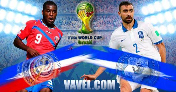 Costa Rica - Grèce : match d'outsiders