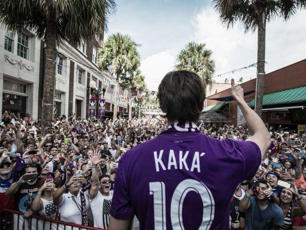 Kaká afirma que recusou ofertas mais lucrativas para liderar Orlando City na MLS