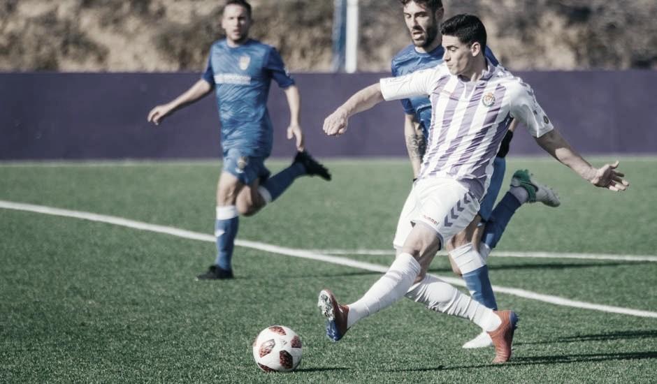 Pocas oportunidades para los jóvenes en el Real Valladolid