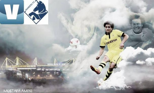 Interview: Mustafa Amini talks on his experience at Dortmund, the Australian national team and his new club Randers FC