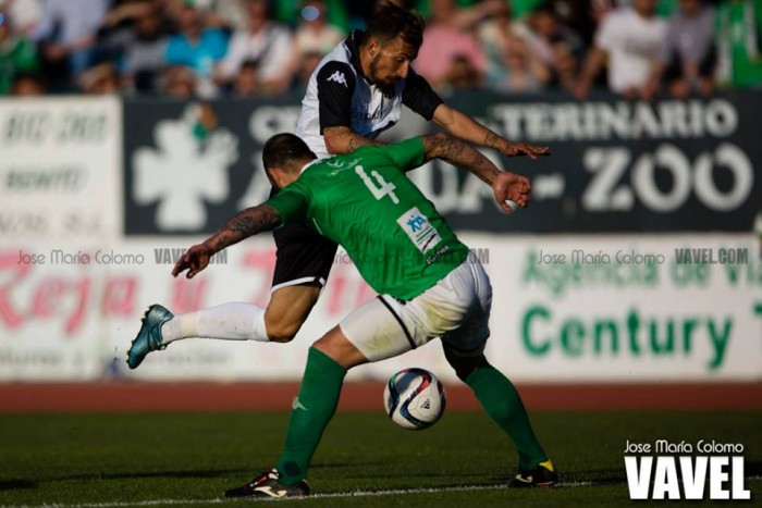 Fotos e imágenes del partido Villanovense CF 0-1 Mérida AD, jornada 29