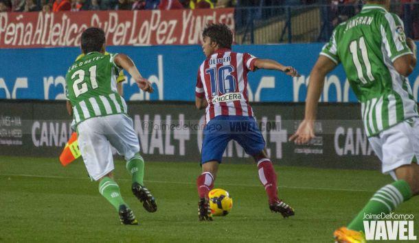 Óliver Torres, nombrado jugador revelación en la Liga Portuguesa