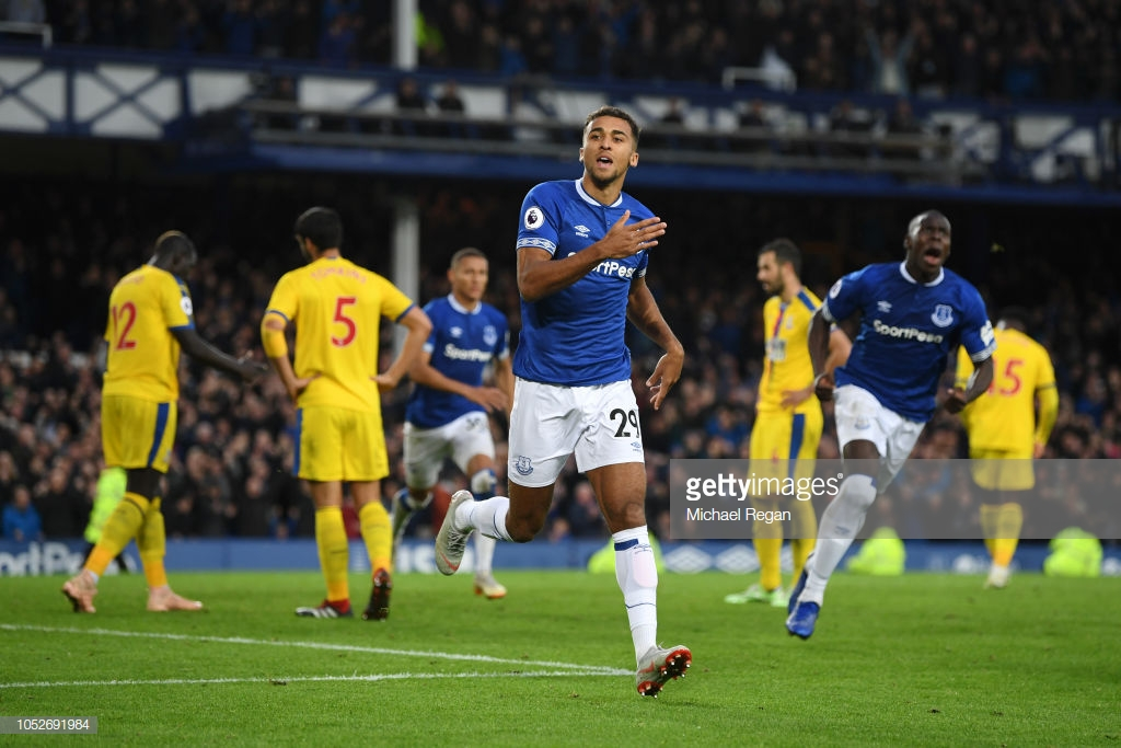 Everton 2-0 Crystal Palace: Wasteful Eagles undone by late Toffees show