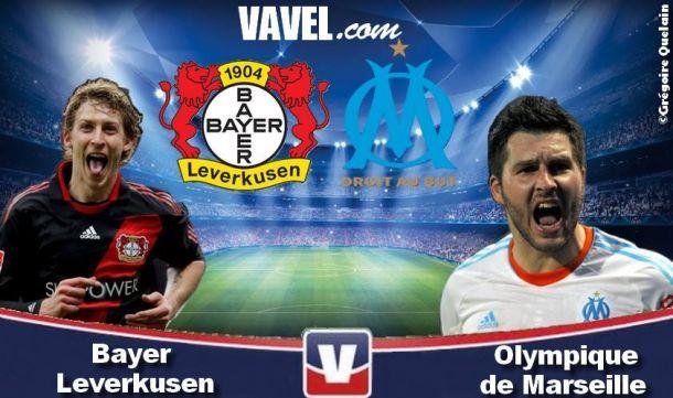 Live match amical : Leverkusen vs Marseille en direct