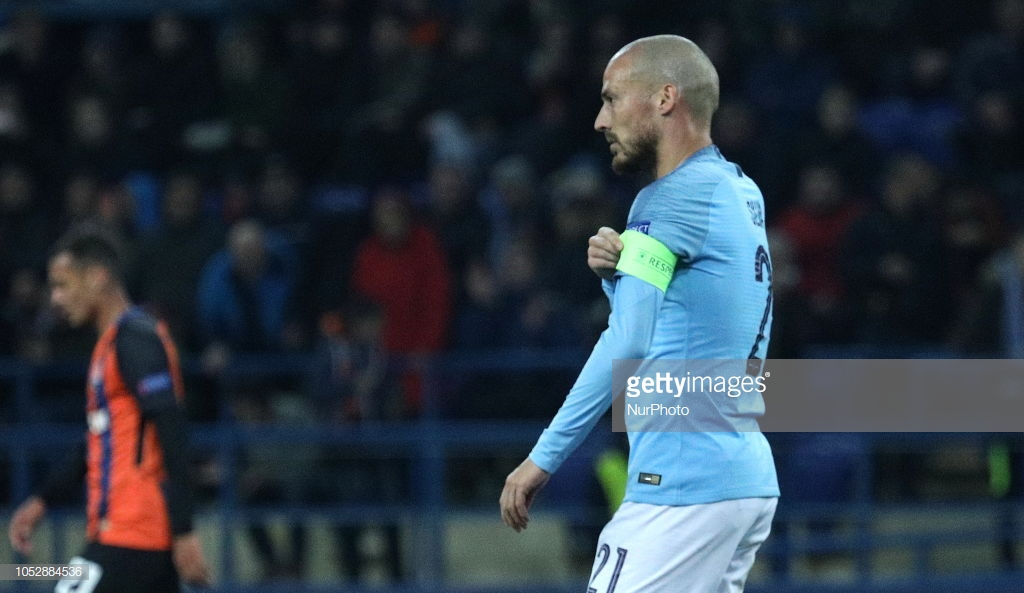 "David Silva: ""We are improving with every game"""