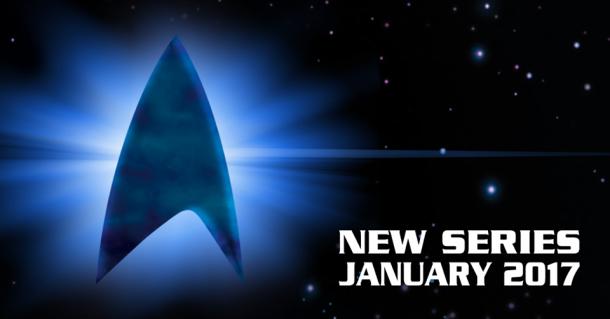 CBS Announces New Star Trek show in development